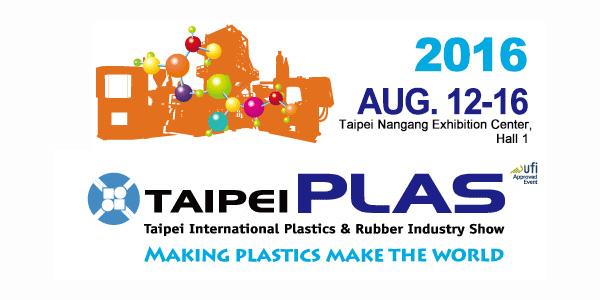Notre lien à Taipei Plas 2016