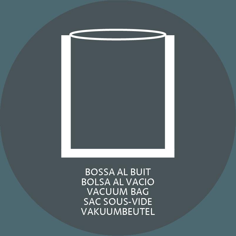 BOLSA AL VACÍO